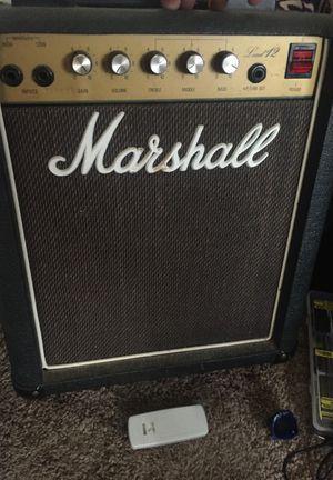 MARSHALL MODEL 5005 guitar amplifier for Sale in Salt Lake City, UT