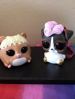 LOL Surprise Pets Piggy Bank/Backpack for Sale in Turlock,  CA
