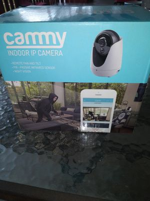 Indoor security camera for Sale in Lincoln, NE