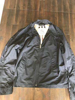 Mens Burberry Jacket - Medium retail $550 for Sale in El Paso, TX
