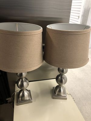 Lamps with Shades for Sale in Miramar, FL