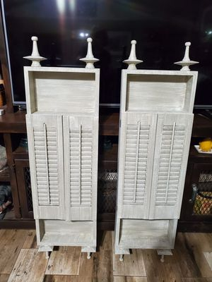 Distressed Wall Cabinets for Sale in Denton, TX