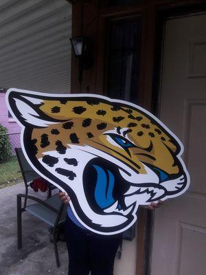 Jaquars big head for Sale in Jacksonville, FL