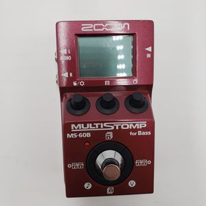 MultiStomp bass guitar pedal ZOOM for Sale in Aurora, CO