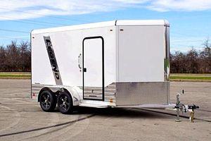 💲 1️⃣0️⃣0️⃣0️⃣ e🇳c🇱o🇸e🇩 🇨a🇷g🇴 🇹r🇦i🇱er hitch type bumper pull for Sale in Glendale, CA