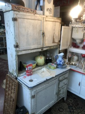Primitive Gorgeous Hoosier Cabinet for Sale in Buda, TX
