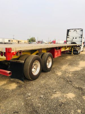 Flatbed trailer for Sale in Los Angeles, CA