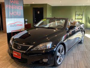 2010 Lexus IS 250C for Sale in West Hartford, CT