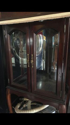 Antique look display case/curio for Sale in Riverside, CA