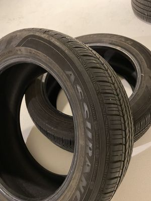 215/55r17 tires for Sale in Chicago, IL