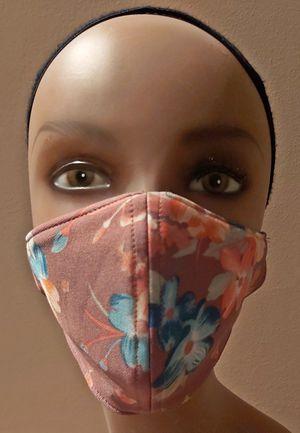 Brown Multi-Color Face Mask Reusable Washable Cover Masks for Sale in Lanham, MD