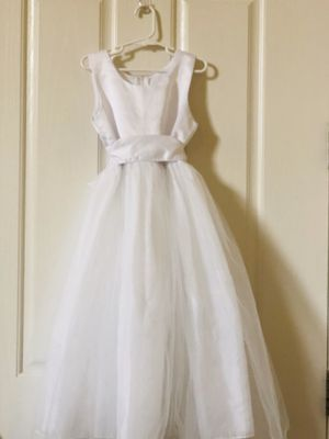 Communion or flower girl dress size 7/8 for Sale in Discovery Bay, CA