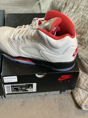 7y Jordan 5 retro Brand new with proof of purchase for Sale in Kirkland, WA