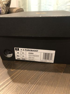 Y-3 PureBoost for Sale in Silver Spring, MD