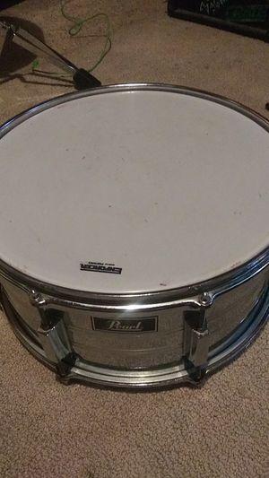 """Pearl 14 """"×6.5"""" pearl snare drum for Sale in Alton, IL"""