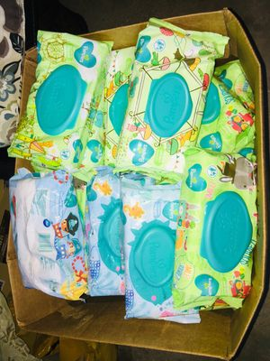 Baby Wipes ( 2 for $3) for Sale in Austell, GA