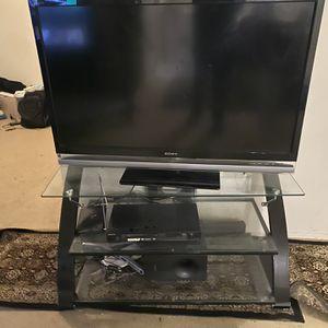 Tv Tv Stand Spiker Antena for Sale in Alexandria, VA