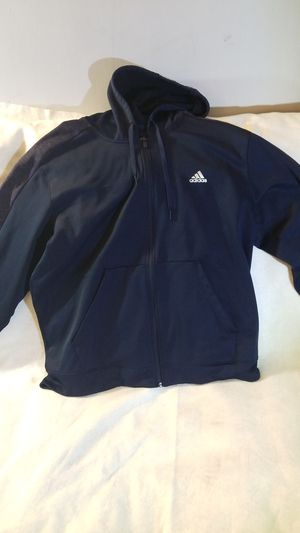 Blue Adidas hoodie for Sale in Los Angeles, CA