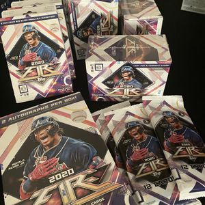 Topps Fire Baseball Cards for Sale in Azusa, CA
