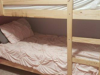 Twin Bunkbed With Matresses for Sale in Sloan,  NV