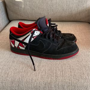 Nike Dunk Low Jordan Pack Playoff 8 for Sale in Seattle, WA