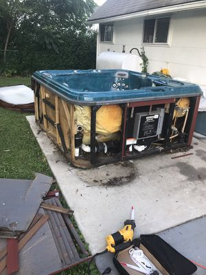 Mike hot tub Removal for Sale in Levittown, PA
