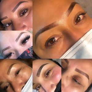 Ombré brows for Sale in Baldwin Park, CA