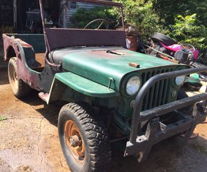 Willy's jeep for Sale in Canton, GA