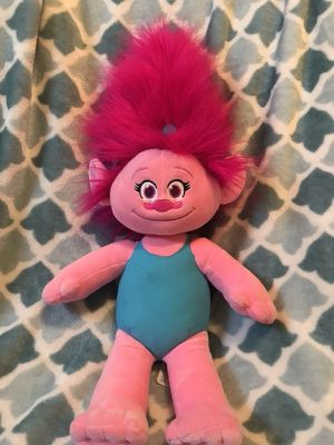 Scented Poppy from Troll/Build a bear for Sale in Dumfries, VA