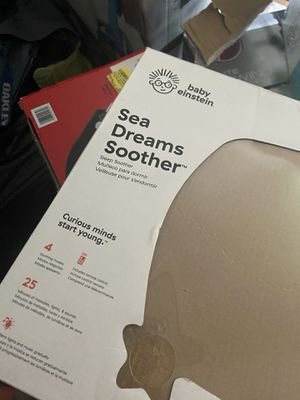SEA DREAM SOOTHER FOR BABIES for Sale in Kingsport, TN