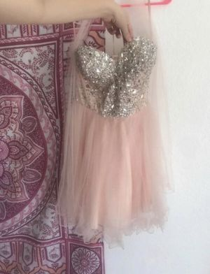 Quinceanera / Prom Dress - Pink for Sale in Glendale, CA
