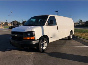 Chevy Express 2500 Cargo Van for Sale in Norco, CA