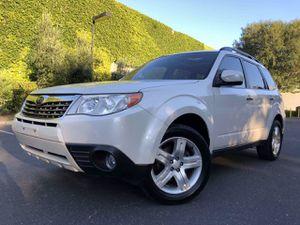 2010 Subaru Forester for Sale in San Jose, CA