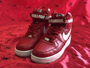 Supreme Air Force 1 high size 11 for Sale in Westminster, CA