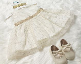 New! Just One You By Carter's Formal Dress w/ Headband *3 Months for Sale in Salem,  OR