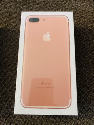 iPhone 7 Plus 128 g Rose Gold for Sale in Oakland, CA
