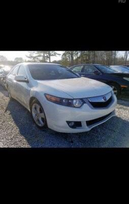 2011 Acura TSX Part Out for Sale in Miramar, FL