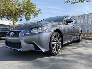 2014 LEXUS GS350 AWD F-SPORT LOW MILES CLEAN for Sale in Rancho Cordova, CA