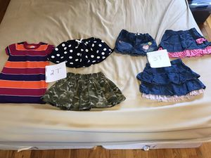 Toddler girls 2T and 3T clothes for Sale in Lincroft, NJ