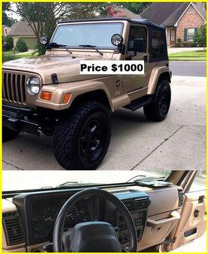 ֆ1OOO Jeep Wrangler for Sale in Fremont, CA