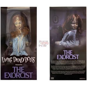 REGAN Mezco Toys THE EXORCIST THE LIVING DEAD DOLL LDD 10 inch Doll ( In Stock ) for Sale in Rancho Cucamonga, CA