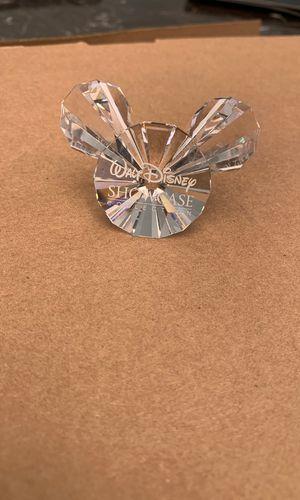 Swarovski Walt Disney Showcase Collection crystal cut Mickey Mouse ears for Sale in Buffalo Grove, IL