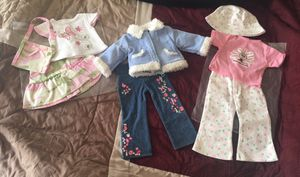 Dolls Unlimited 18 inch doll clothing American Girl Gotz NEW for Sale in Midlothian, VA