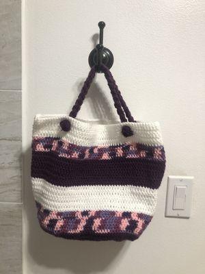 Handmade crochet purses (Carteras tejidas) for Sale in Cypress, TX