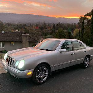 1997 Mercedes Benz E420 for Sale in Monte Sereno, CA
