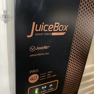 JuiceBox Pro 40 Amp EV Battery Charger for Sale in Poway, CA