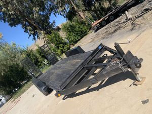 16ft flatbed trailer for Sale in Agua Dulce, CA
