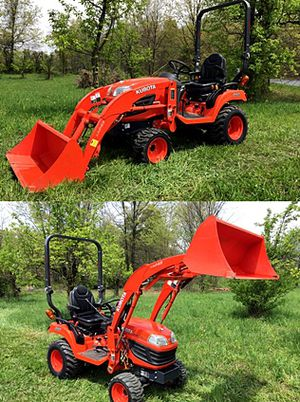 New tracks Kubota $1OOO Cylinders 4 Impeccable for Sale in Chicago, IL