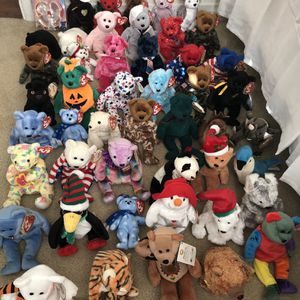 A BEANIE BABY extravaganza for Sale in Los Angeles, CA
