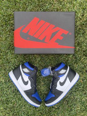 Jordan 1 Royal Toe Size 10.5 for Sale in Azusa, CA